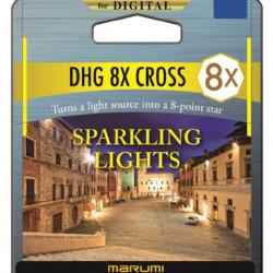 Marumi Star-8 Filter DHG 72 mm