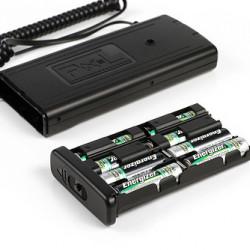 Pixel Battery Pack TD-381 voor Canon Speedlite Camera Flitsers