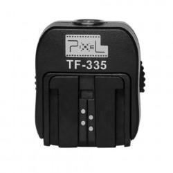 Pixel TTL Hotshoe Adapter TF-335 van Sony Mi naar Sony
