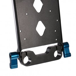 Rolux Battery Plate Adapter RL-VF voor 15mm Systemen