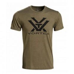 Vortex T-Shirt OD Green Maat XXL