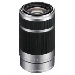Sony NEX 55-210mm zilver